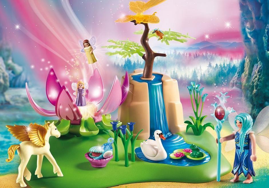 F magische feeëntuin playmobil speelotheek bij tante leen